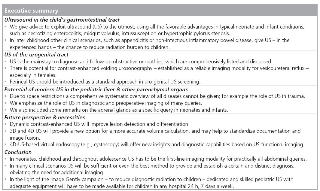 ligamentum falciforme sonographie